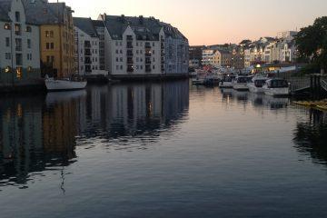 Norvegia Alesund